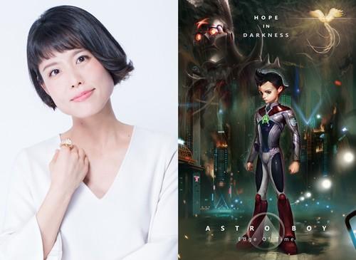 Miyuki Sawashiro as Astro Boy and Atlas