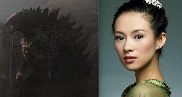 Crouching Tiger, Hidden Dragon Star Zhang Ziyi Joins Godzilla: King of the Monsters
