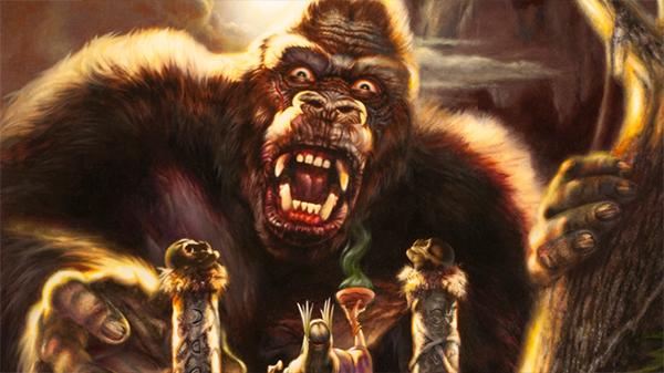 Kong Splash Image