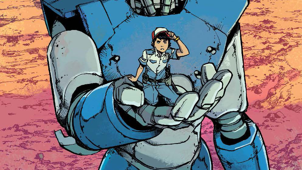 Mech Cadet Yu Becomes Ongoing Series
