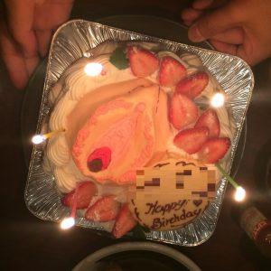 まんこケーキ|千葉の「夜のケーキ屋さん」