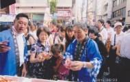 麻布十番納涼祭り