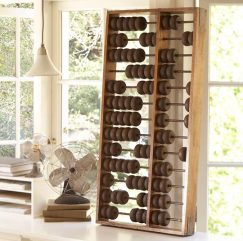 abacus via FYNCT pottery barn