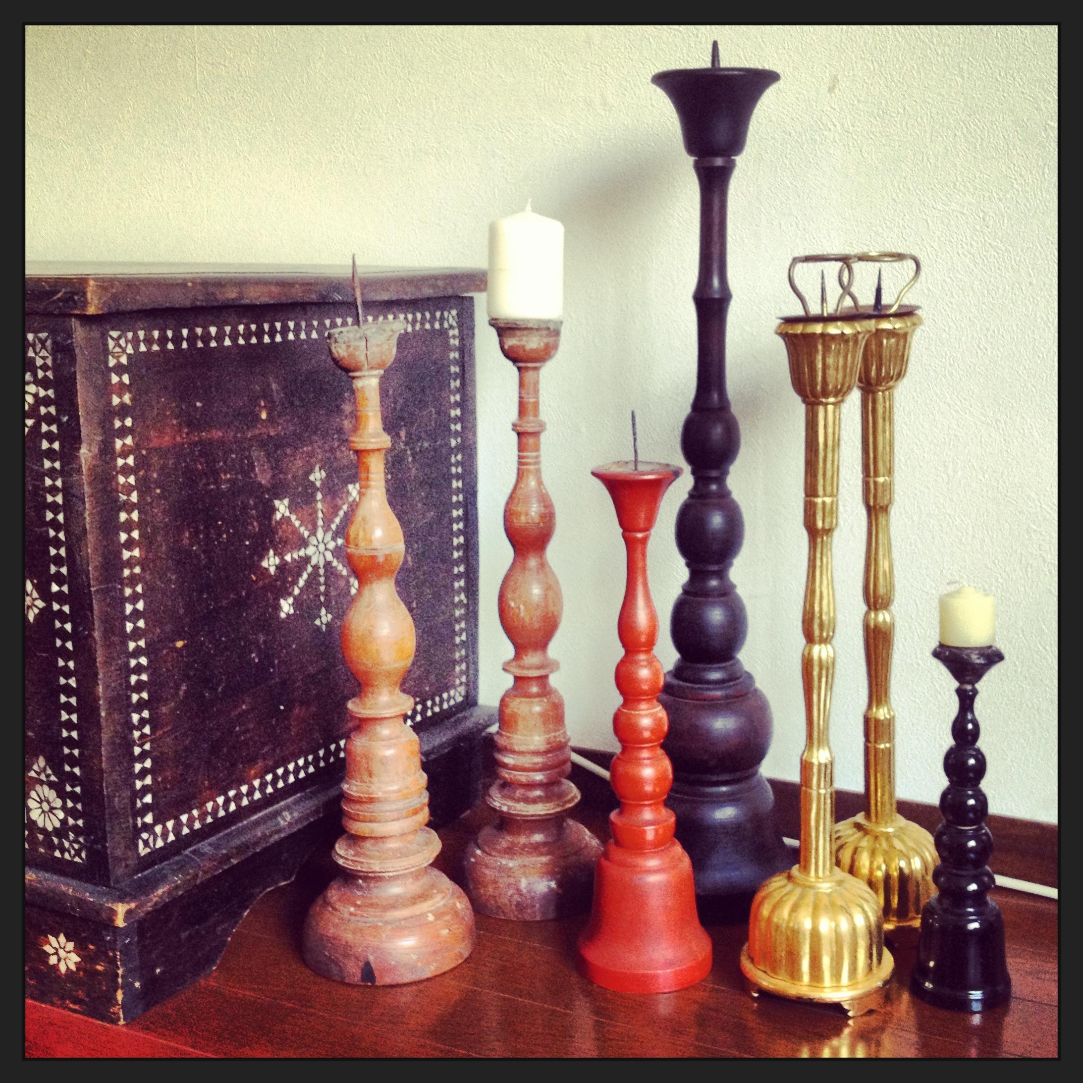 candlestick round up