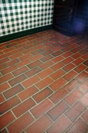 LGN laundry floors before