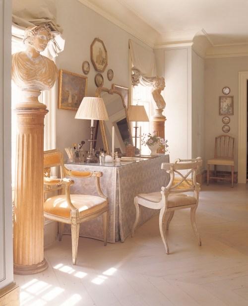 Suzanne Rheinstein At Home via Stylebeat