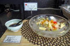 フルーツみつ豆