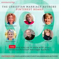 Win a Marriage Library--with the Christian Marriage Author Pinterest Board