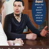How Do You Respect Your Husband if You Can't Trust Him?