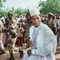 The last Nigerien strongman, Ibrahim Baré Maïnassara, was overthrown in similar circumstances.