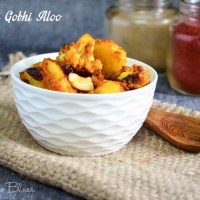 Kashmiri Gobhi Aloo Subji Recipe| Kashmiri Recipes| Easy Side Dishes for Roti