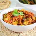 Zucchini Chana Dal Recipe| Easy Dal Recipes