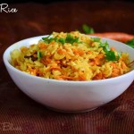 Carrot Rice Recipe| Rice Recipes