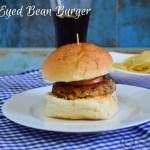 Black Eyed Bean Burger Recipe| Burger Recipes