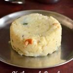 Kuthiraivali Ven Pongal Recipe