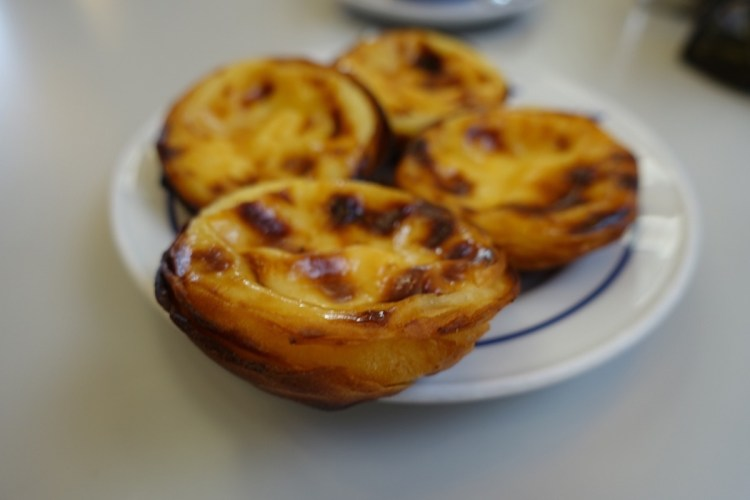 And the best Portuguese custard tarts are…