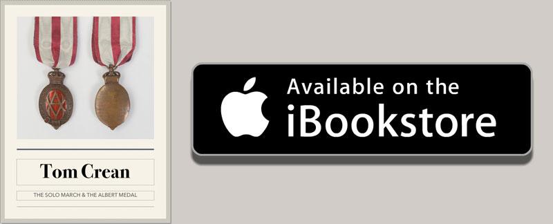 Free Tom Crean iBook