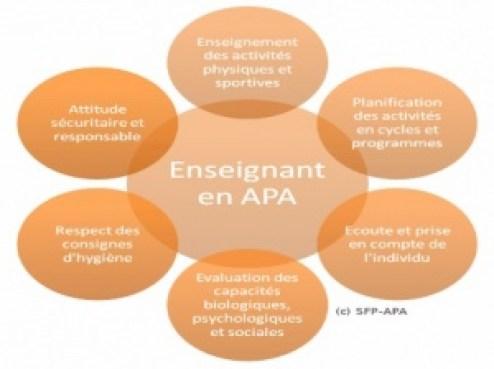 société française des professionnels en activités physiques adaptées
