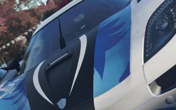 Driveclub VR logo