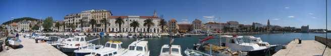 Stara splitska riva   Split