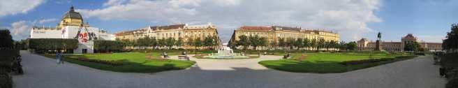 Trg kralja Tomislava   King Tomislav square