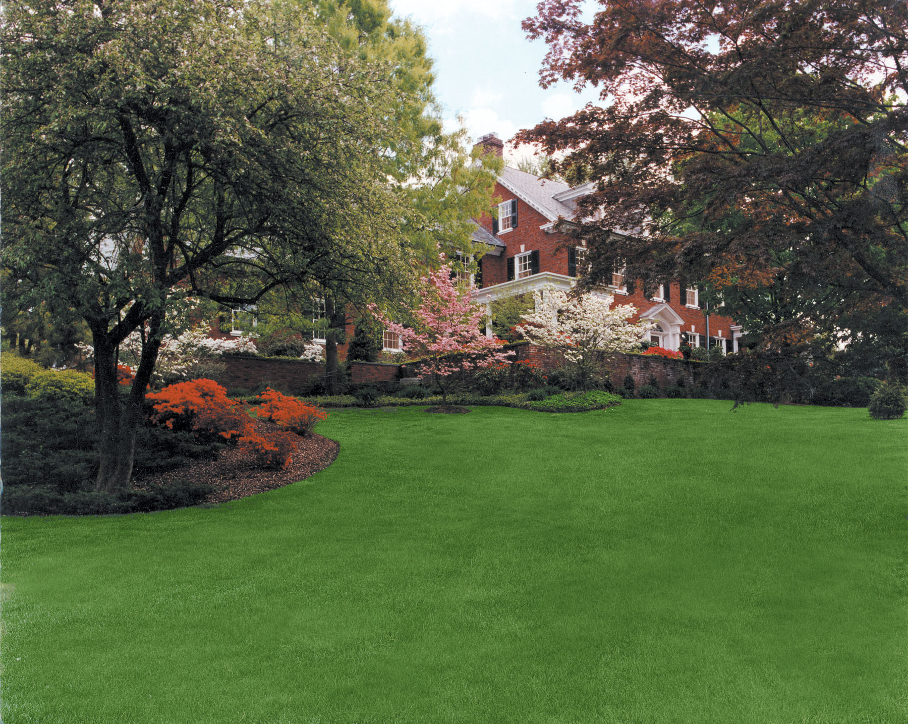 Remarkable Landscape In To Or Start Over Your Ugly Tomlinson Bomberger Lawn outdoor Beautiful Lawn And Landscape