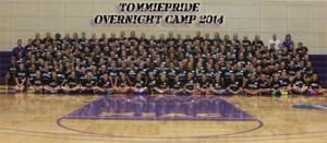 Overnight Camp 2014