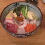 [仙台]利久の海鮮丼ランチ