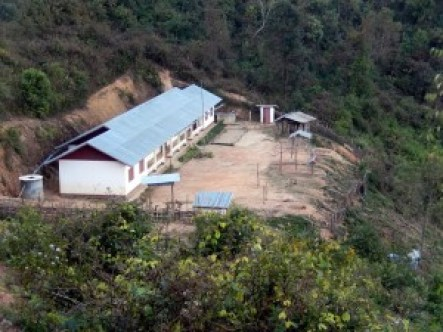 Laos: Elementary School We Built Together