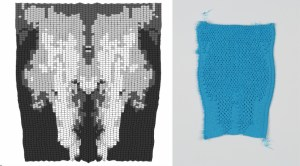 Parametric Knitting
