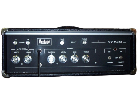 Verlage Amplifiers