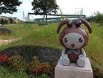 海老名中野公園:人工芝グランドに駐車場完備。大型遊具と広場も!
