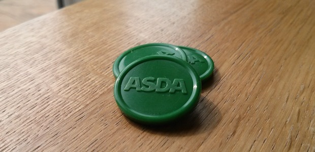 ASDA charity tokens