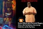 Podcast Interviews Image Kareem Williams