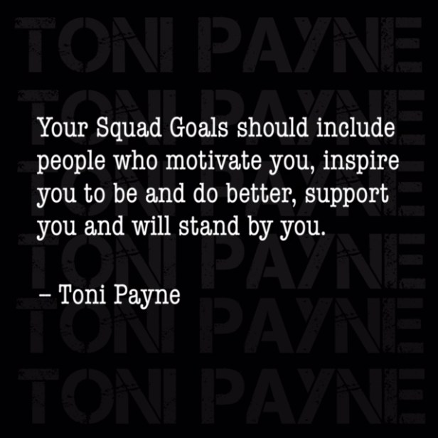 Quotes About Friendship Goal : Quote about friendship goals toni payne website of