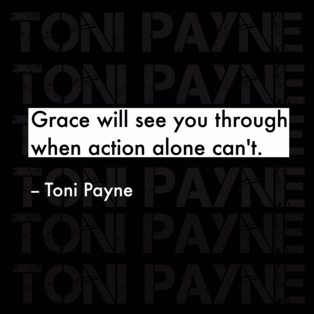 Quote about Having Grace in your  Life