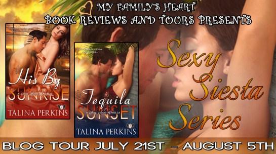 Sexy Siesta - Tour Banner