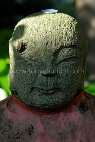 jizo statue