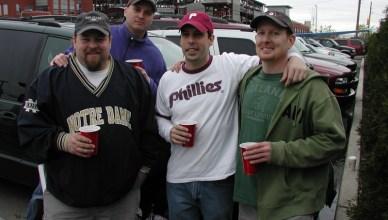 Phillies Opener 2006
