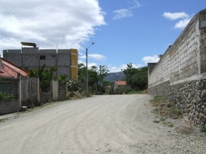Photo of Paute Ecuador street outside the town center
