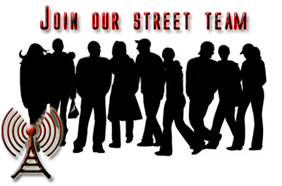Join THR street team?