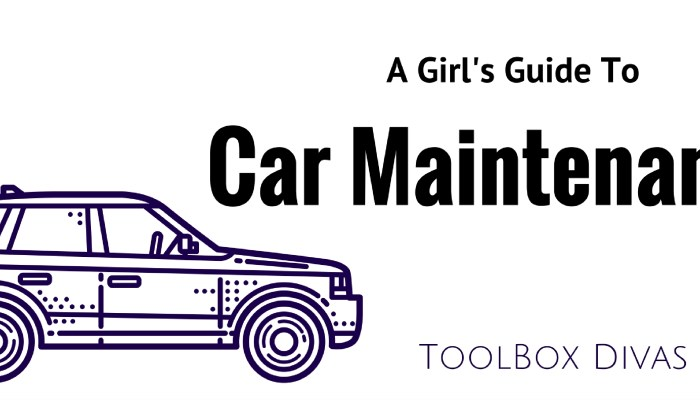 Car Maintenance Tips For Women
