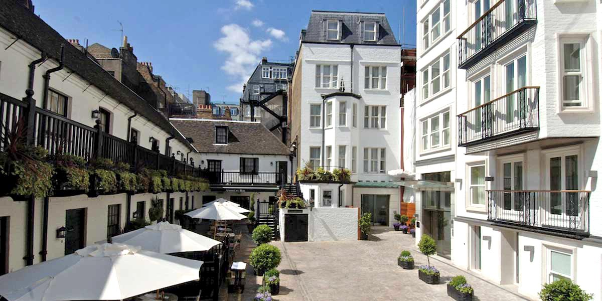 Best Hotel In Mayfair, The Stafford London, Prestigious Venues