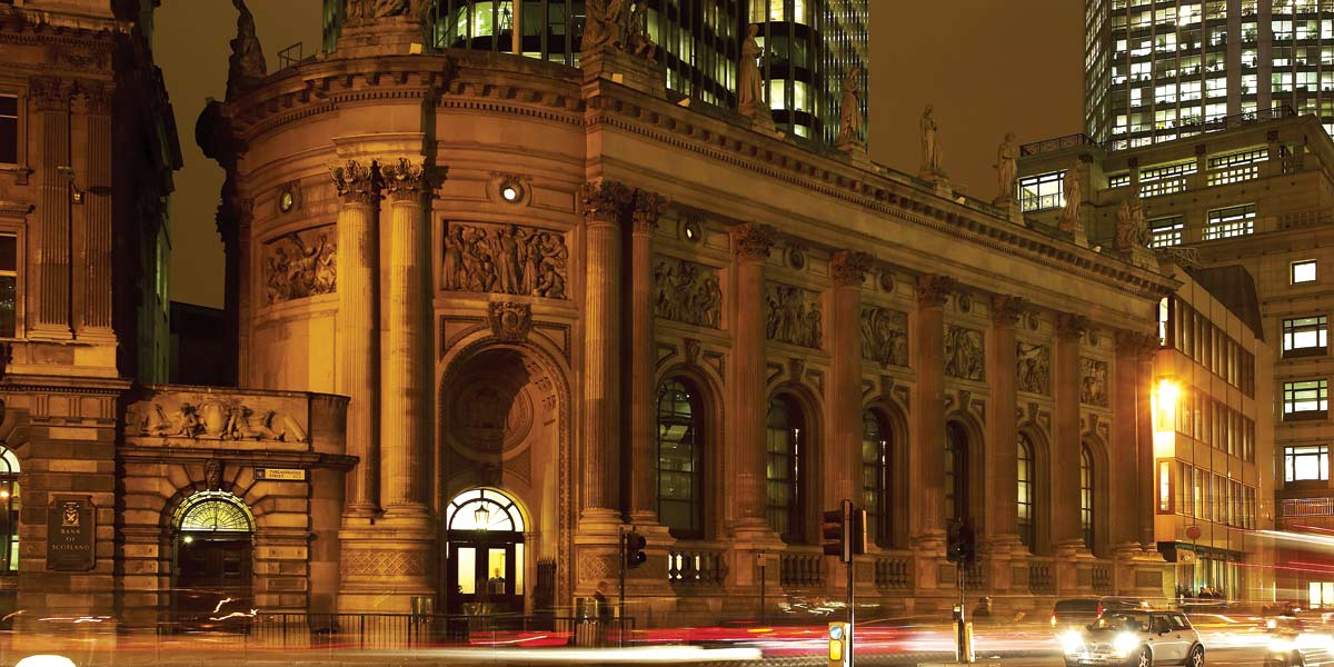 City for Corporate Events, Gibson Hall, Prestigious Venues