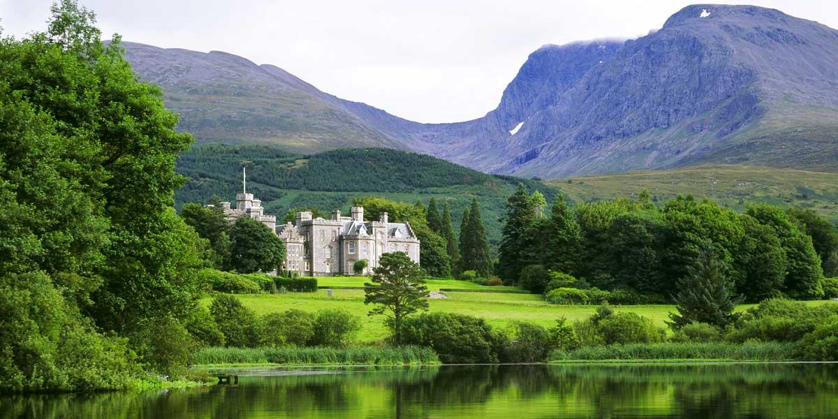 Luxury Castle, Inverlochy Castle, Prestigious Venues