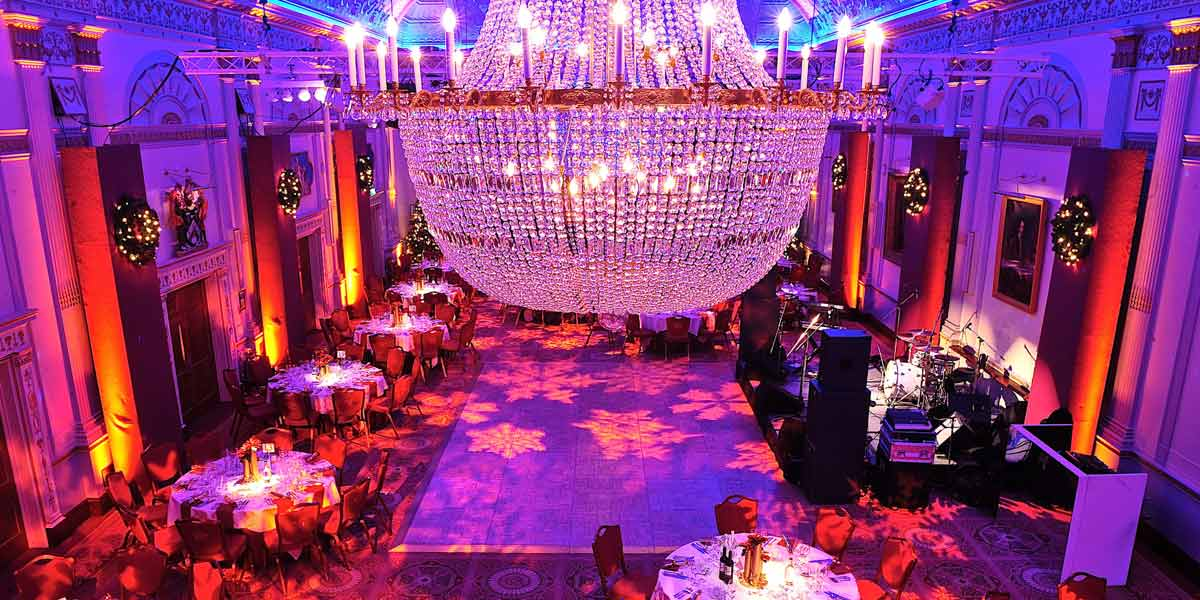 Luxury Gala Dinner Venue, Plaisterers Hall, Prestigious Venues