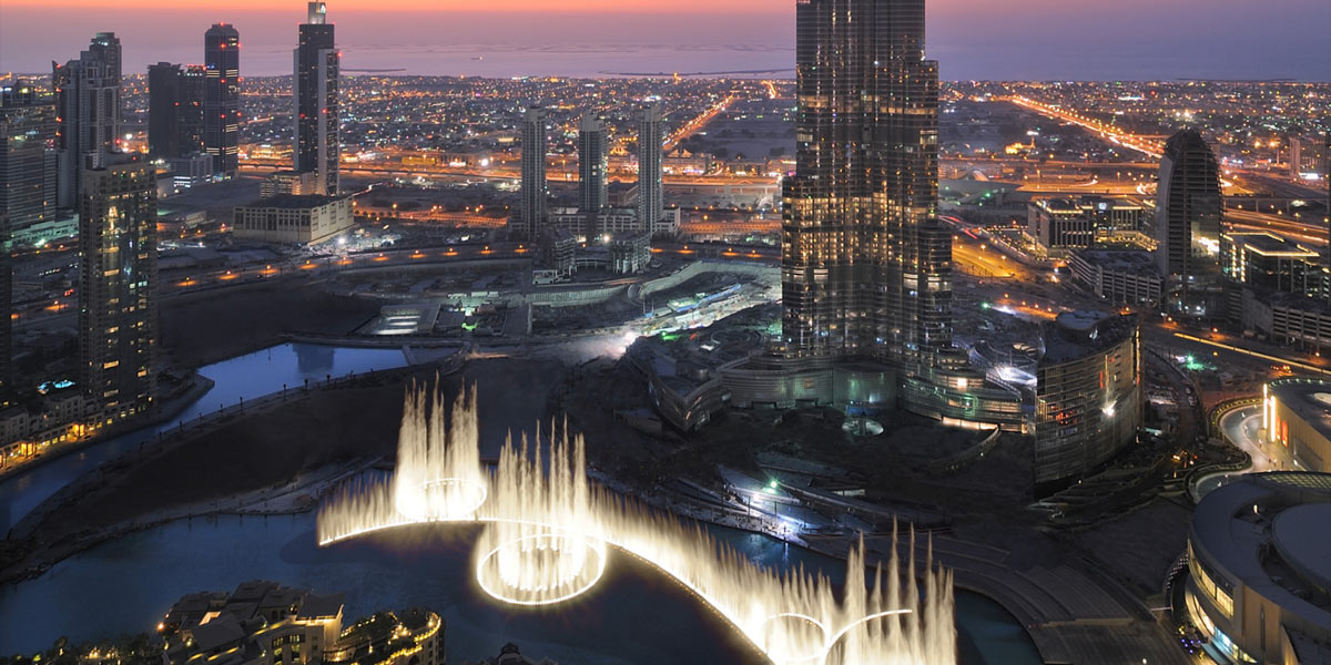 Luxury Venue Burj Khalifa Dubai, Armani Hotel, Prestigious Venues