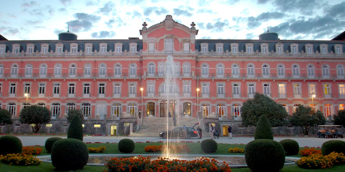 Palace For Weddings, Vidago Palace Hotel, Prestigious Venues
