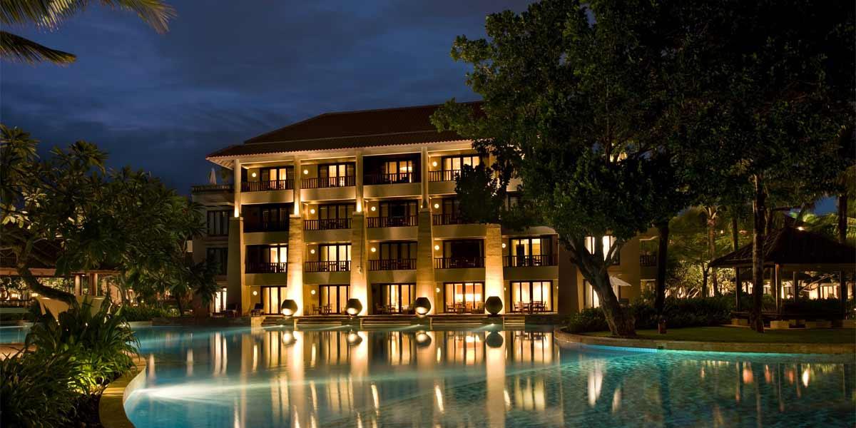 Poolside Event Space Event Venue, Conrad Bali, Prestigious Venues