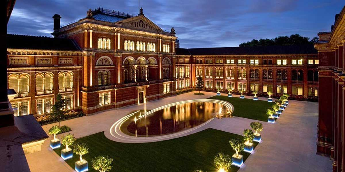 Summer Party Event Space, The V&A, Prestigious Venues
